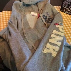 Vs hoodie pink hoodie